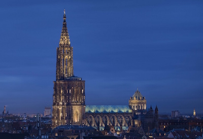 Lumenpulse's Strasbourg Cathedral Project Shortlisted for the LD Awards