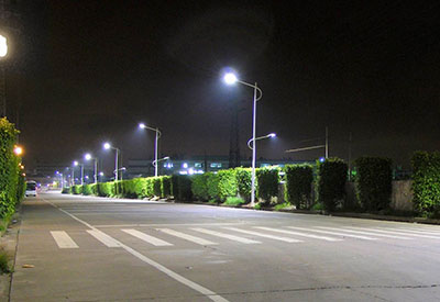 High Intensity Street lighting